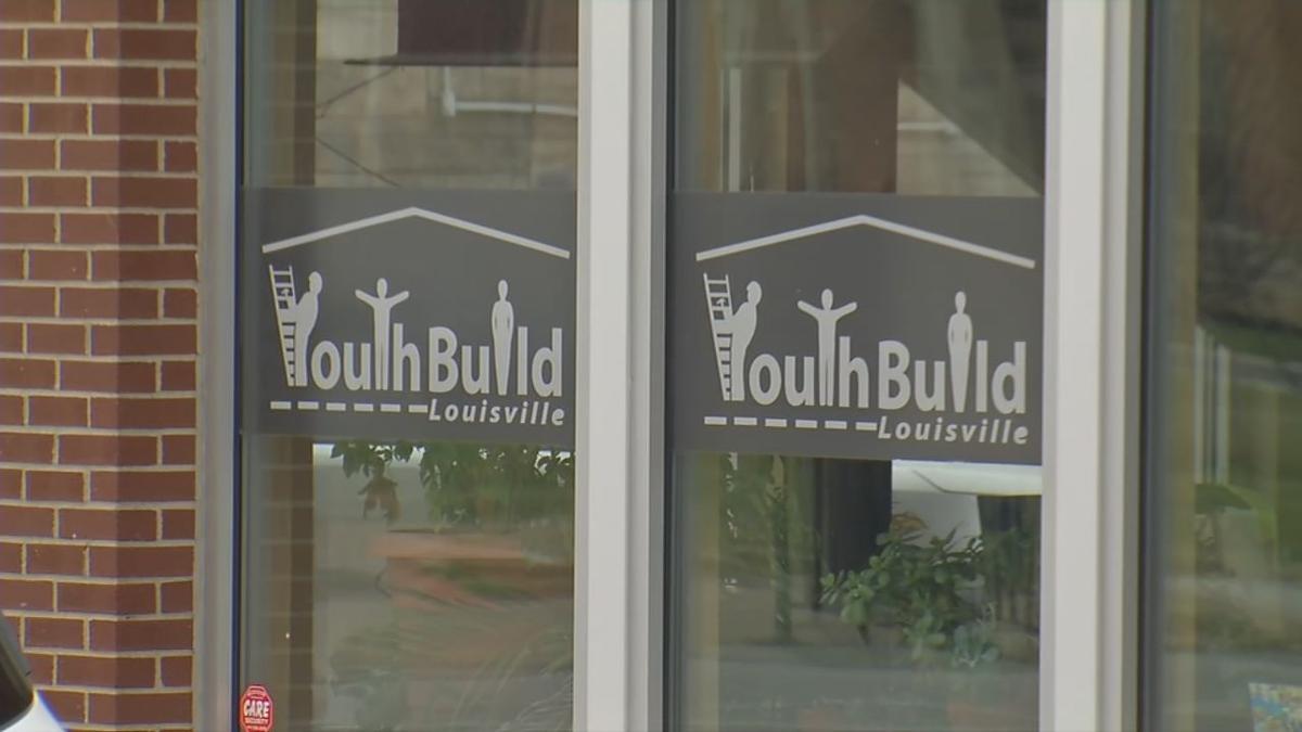 YouthBuild Louisville Entrance