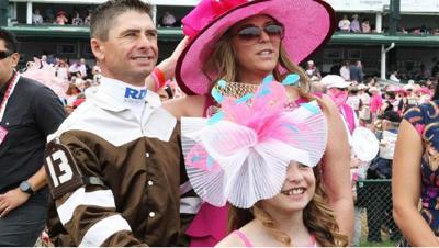 Shantel Lanerie, wife of jockey Corey Lanerie, dies at age 42