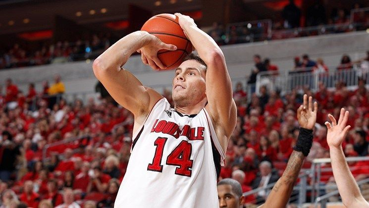 Former U of L basketball player Kyle Kuric holding toy drive for ill children