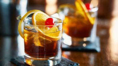 Old Fashioned Bourbon