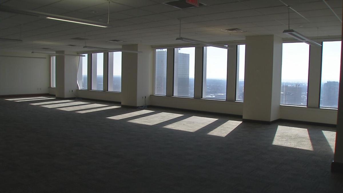 Empty office building (generic)