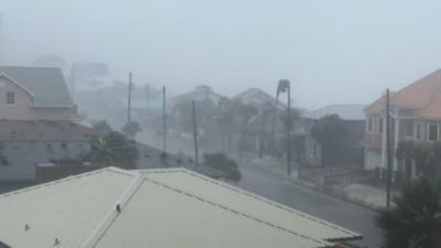 VIDEO | Destin mayor feels 'blessed' not to feel brunt of Hurricane Michael