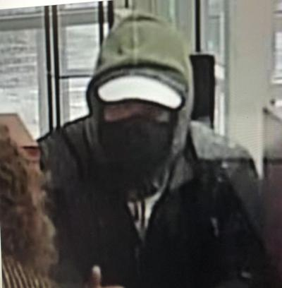 New Albany Bank Robbery Suspect