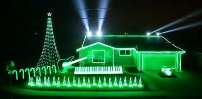Image result for christmas lighting theme