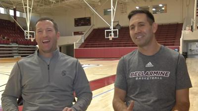 Bellarmine's top assistant coaches