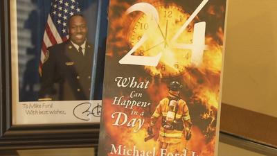 Retired Louisville firefighter writes book on life's work