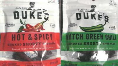 Duke's pork sausage recall 3-14-19