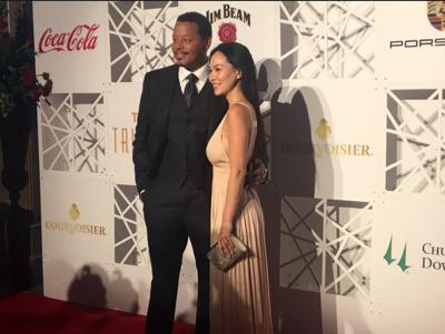 IMAGES | Stars at the Trifecta Derby Eve Gala