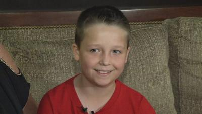 Southern Indiana boy who beat cancer twice will share story with the nation