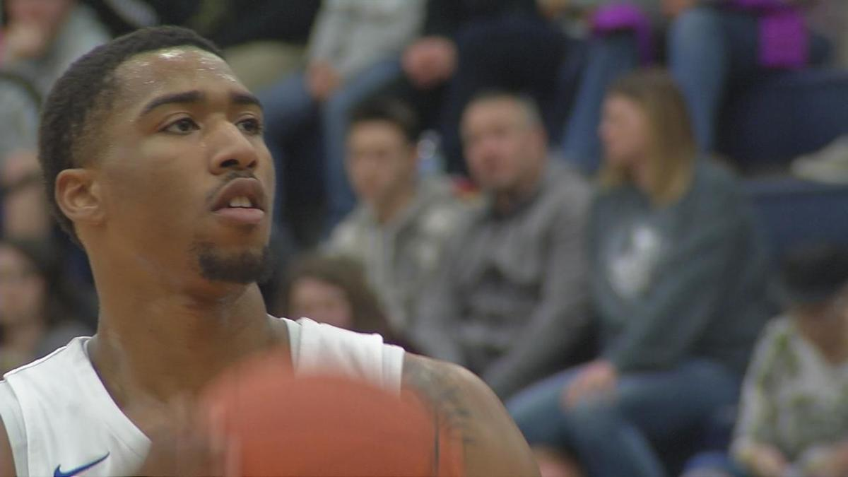 Jay Scrubb concentrating on his second and final season at John A. Logan College.