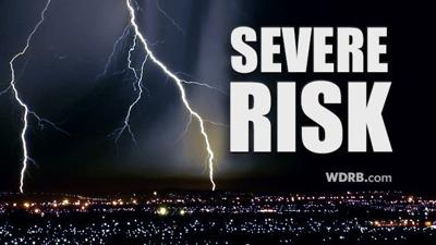 Severe Threat Posted for Tuesday: Timing Showers & Storms Now until Then