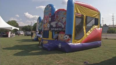 Back to School Bash hopes to steer west Louisville kids away from violence