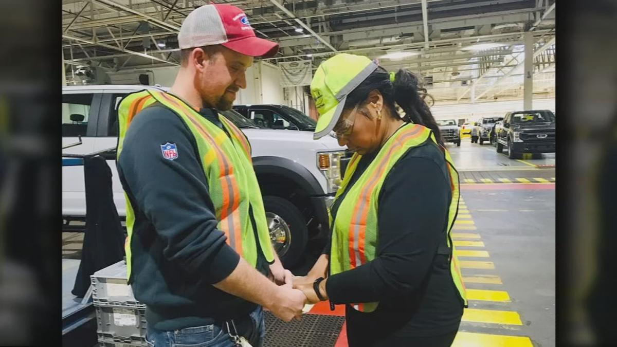Ford Truck Plant Viral Facebook Post