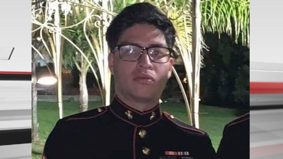 Marine Corps Cpl. Humberto Sanchez