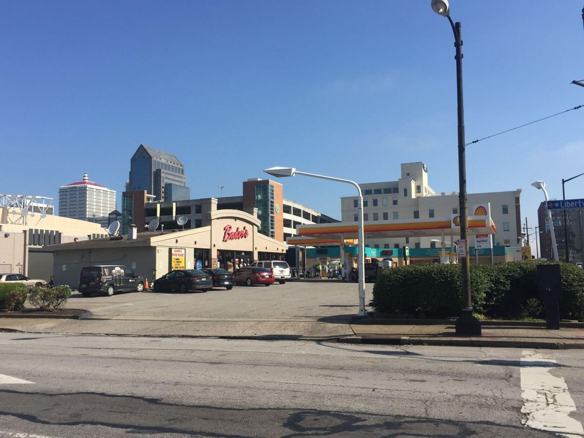BADERS SHELL STATION - FIRST STREET DOWNTOWN LOUISVILLE 7-24-2020 2.jpeg