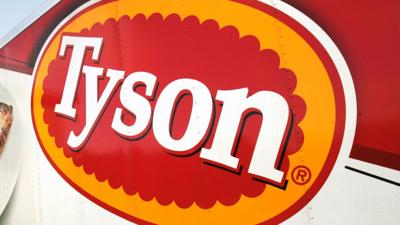Tyson food label