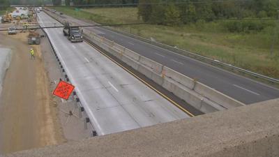 Overpass bridges in Jackson, Bartholomew counties to close next week