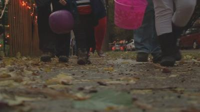 Several communities move trick-or-treating times due to forecast of heavy rain