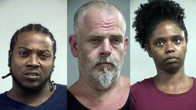 POLICE: Suspects arrested after large amount of heroin, cocaine seized from apartment in Jeffersontown area