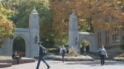 Indiana University finishing several construction projects on Bloomington campus
