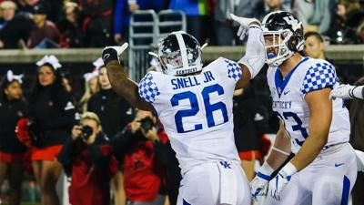 CRAWFORD | Kentucky does what it was supposed to do: Dominates Louisville