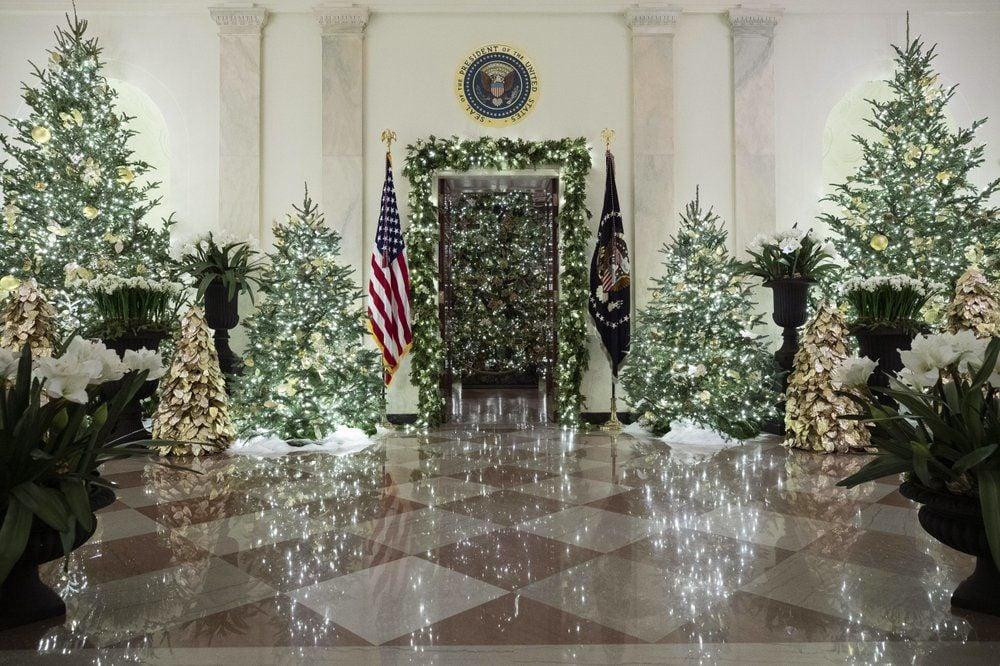 WHITE HOUSE- CHRISTMAS DECORATIONS - PATRIOTISM - 12-2-19 10.jpeg