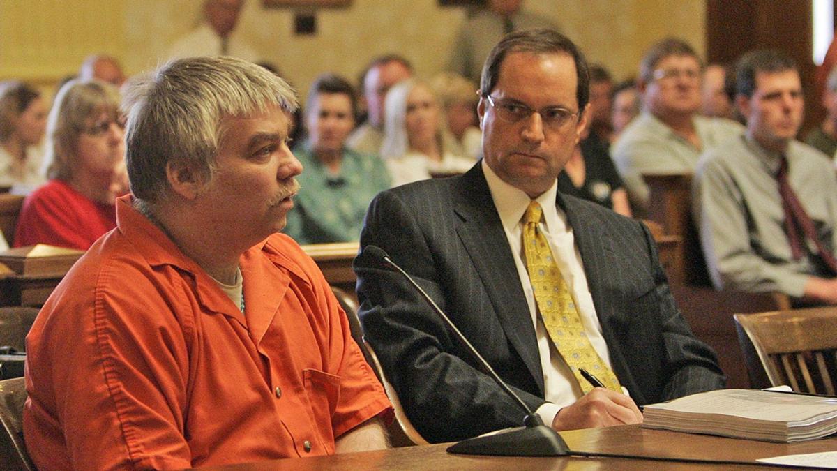 Steven Avery 2007 sentencing