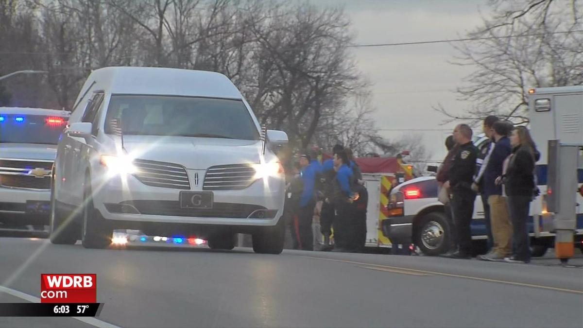 Charlestown Police officer killed in pursuit remembered for his bravery and sacrifice