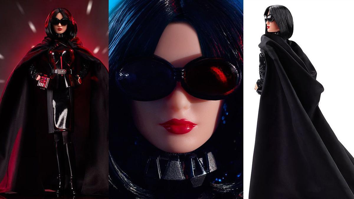 Darth Vader Barbie