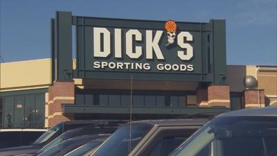 Dick's Sporting Goods halts sales of assault-style weapons in stores