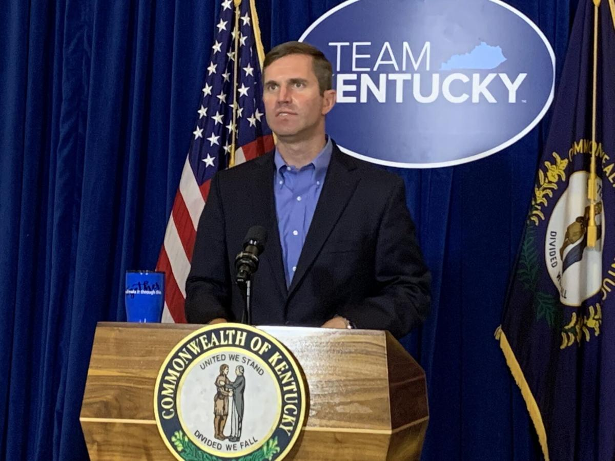 GOV ANDY BESHEAR BRIEFING - 8-5-2020