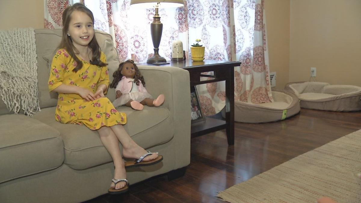 Norton Children's operates on 9-year-old and doll to brighten her day