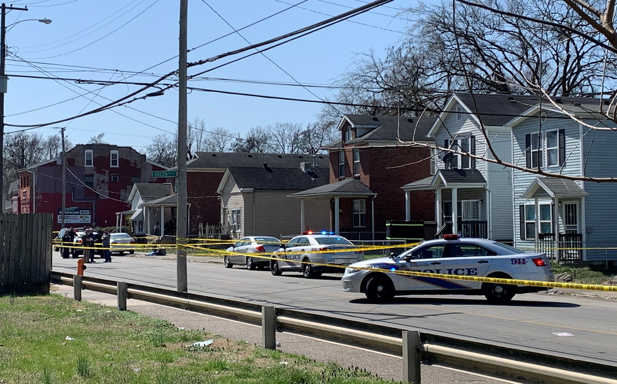 26th and Cedar Fatal Shooting