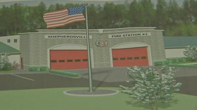 Shepherdsville Fire Department gets multi-million-dollar improvements
