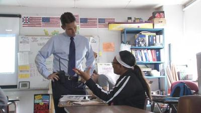 SUNDAY EDITION   As JCPS interim superintendent, Marty Pollio aims to improve culture, climate and achievement