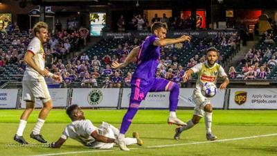 CRAWFORD | Lancaster's record night leads LouCity comeback