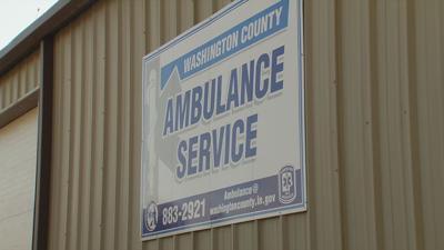 Washington County Ambulance service