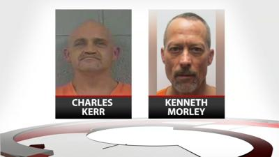 2 men arrested after police chase from Bullitt County into southern Indiana