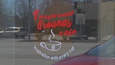 Inspired Grounds Cafe in Scottsburg