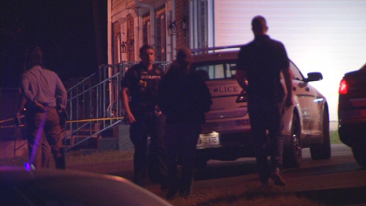 Charter Oaks Murder Scene - 9-16-19