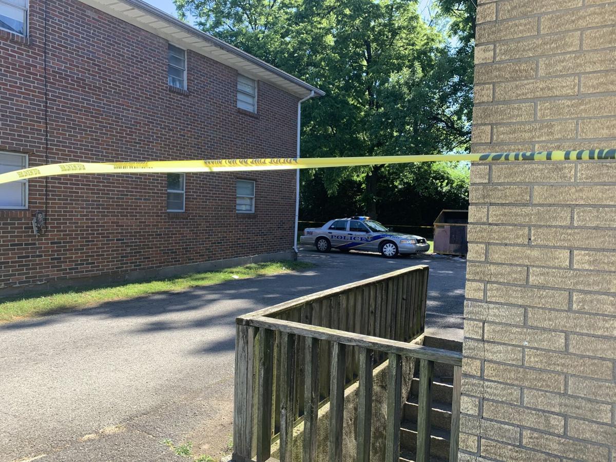 LMPD responds to scene where officers shot Ryan Bernal