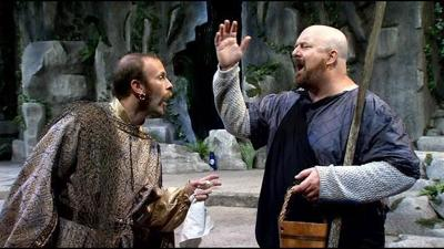 Controversial former Kentucky Shakespeare CEO claims he is owed $109,000 bonus