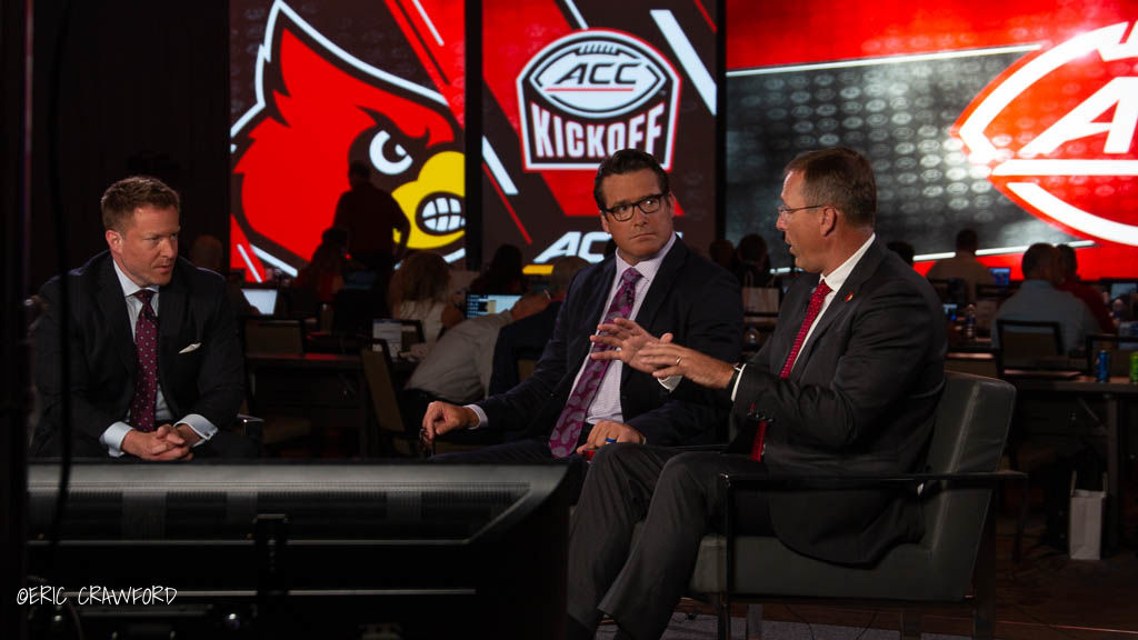 Scott Satterfield interview ESPN