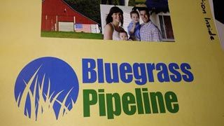Bluegrass Pipeline acquired 40% of land needed for project