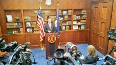 Kentucky AG Beshear files lawsuit to block pension bill