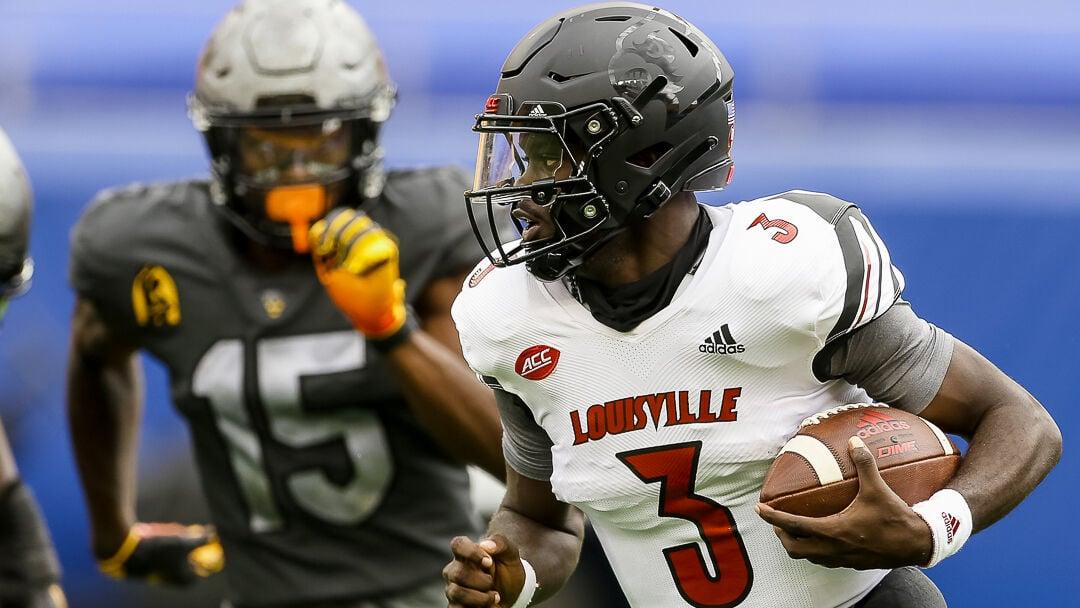 NCAA Football: Louisville at Pittsburgh