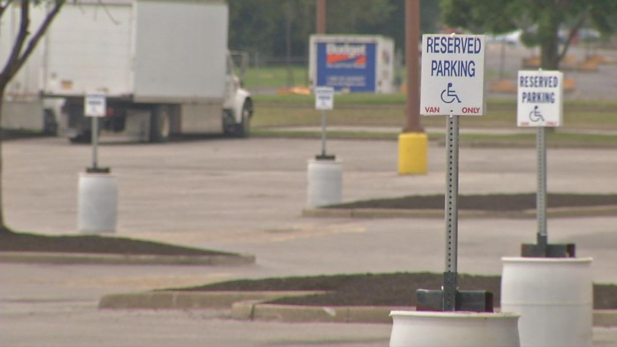 Parking and staging among changes to this year's Kentucky State Fair