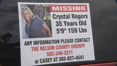Crystal Rogers missing for two years, family still searching for answers
