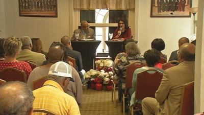 U of L president holds forum to discuss university's relationship with west Louisville
