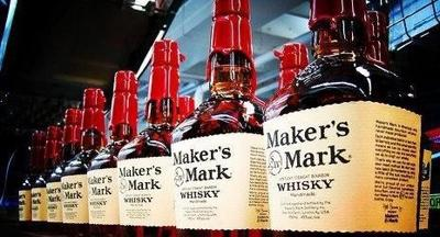 """Maker's Mark lowers the """"proof"""""""